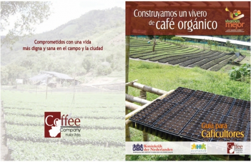 Documento construyamos un vivero de cafe organico grupos for Vivero organico
