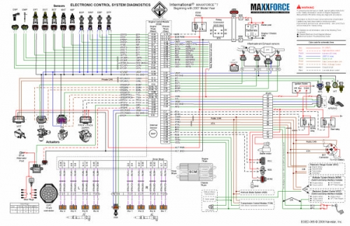 2007 International Dt466 Engine Wiring Diagrams. 2007 ...