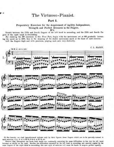 Descargar hanon el pianista virtuoso
