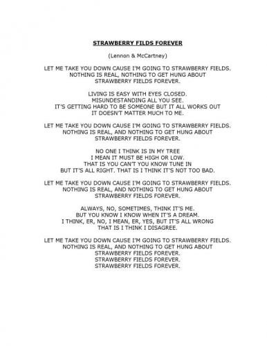 a nada letras de canciones: