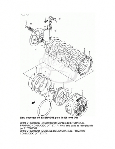 documento manual suzuki ts 125