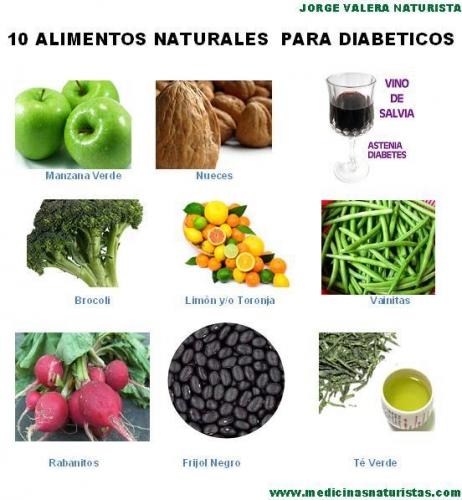 Imagen 10 alimentos naturales - Alimentos adelgazantes naturales ...