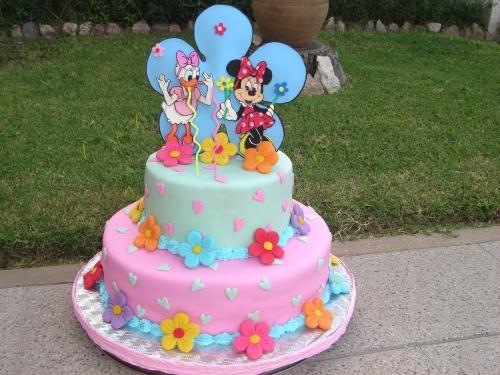 Imagen Adorno de torta Minnie y Daisy - grupos.emagister.com
