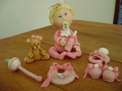 Bebés en porcelana fria - Imagui