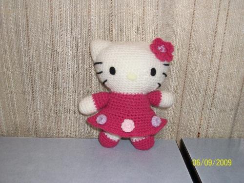 Amigurumi De Hello Kitty : Amigurumi patrones de Hello Kitty - Imagui