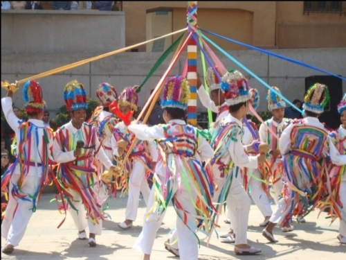 Baile del tamunangue - Venezuela