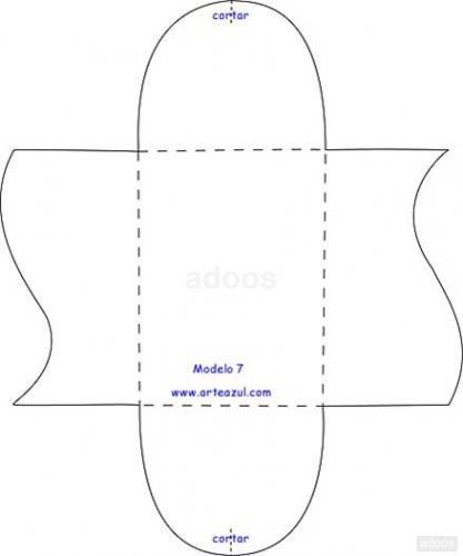Cajas para regalo manualidades - Imagui