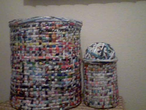 recicladas