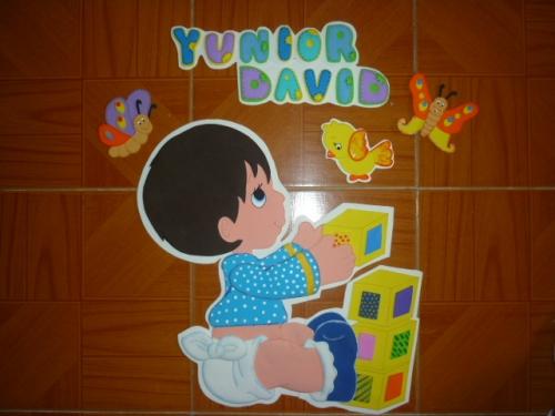 Foami cuarto de bebé - Imagui