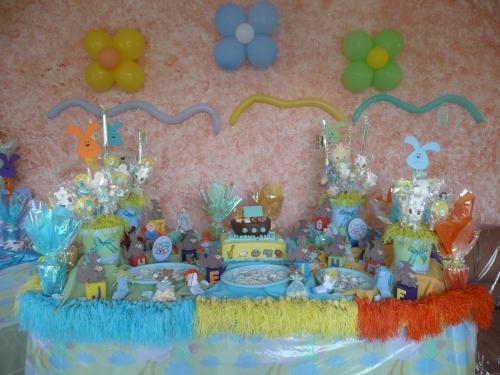 Como decorar para un baby shower niña - Imagui