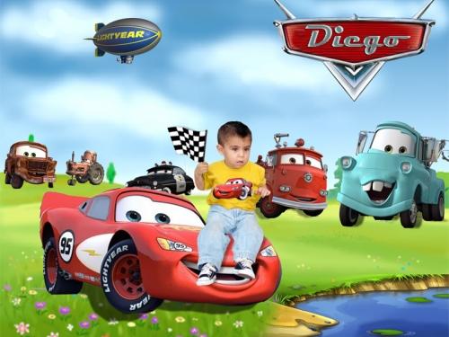 Imagen Diego cars - grupos.