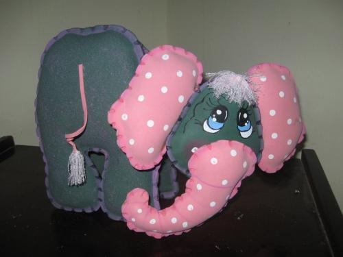 Elefante de foami - Imagui
