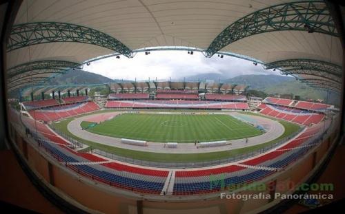 foto estadio olimpico barcelona: