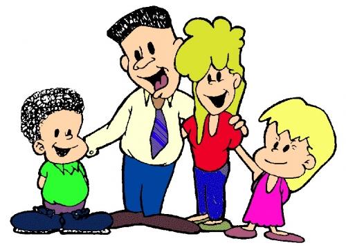 Imagen FAMILIA FELIZ - grupos.