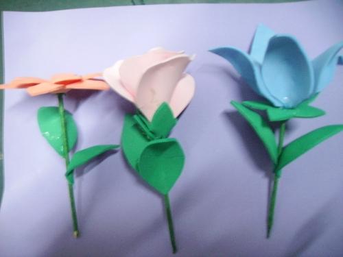 Flores foamy - Imagui