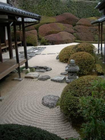 Imagen imagen jardin zen for Jardin japones cursos