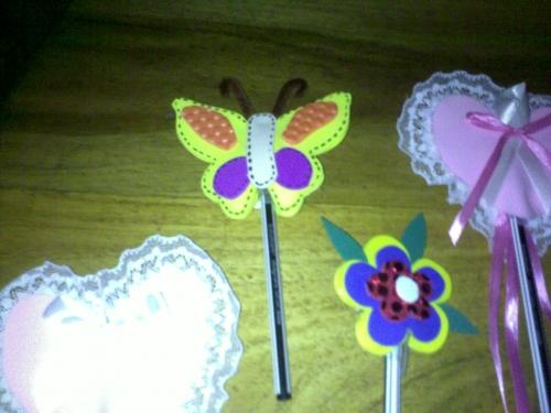 Como decorar lápiz - Imagui