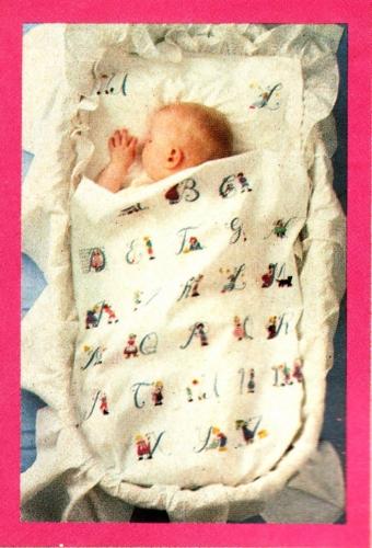 Estilos De Mantas Para Bebe