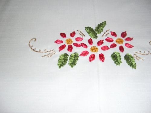 Dibujos para manteles bordados a mano - Imagui