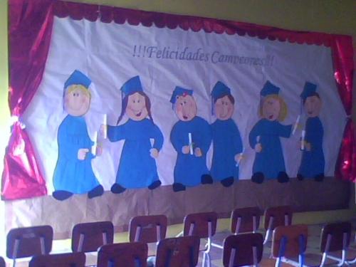 Decoraciónes de graduación de preescolar - Imagui
