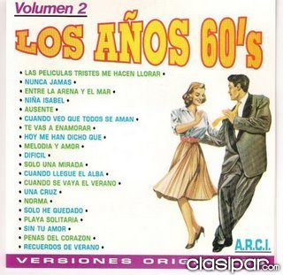 musica ano 60 y 70: