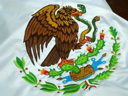 Nuestro Escudo Nacional de Mexico