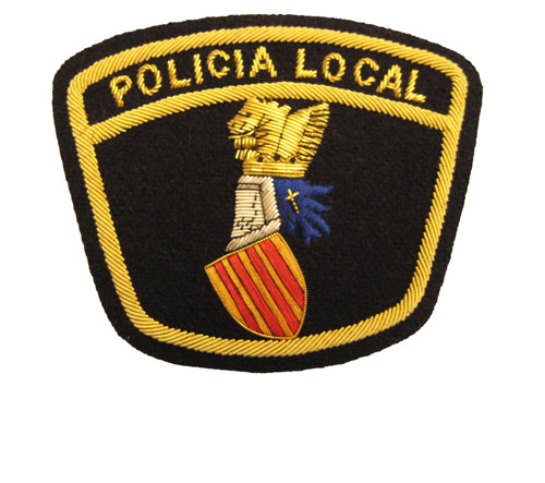 PARCHE POLCIA COMUNIDAD VAL