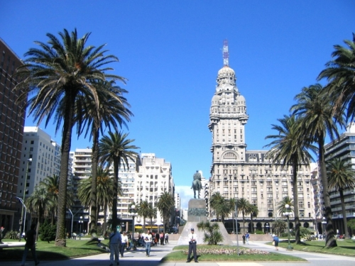 [Turismo] Plaza Independencia, Montevideo, Uruguay