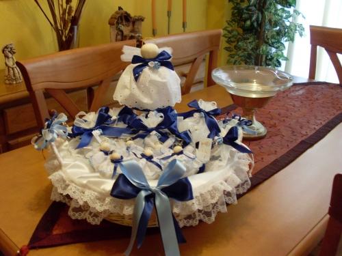 Manualidades para bautizo de niña - Imagui