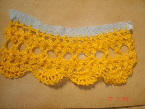 Orillas para servilletas tejidas a ganchillo - Imagui