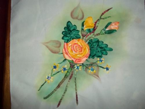 Hacer Flores Con Cintas Grupos Emagister