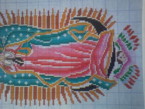 Imagen Virgen de Guadalupe - grupos.