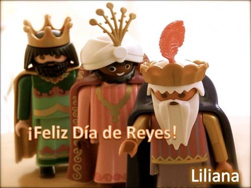 ¡Feliz Día de Reyes a mis amig@s de Emagister!