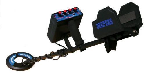Detectores De Metales. Detector de Metales Deportivo